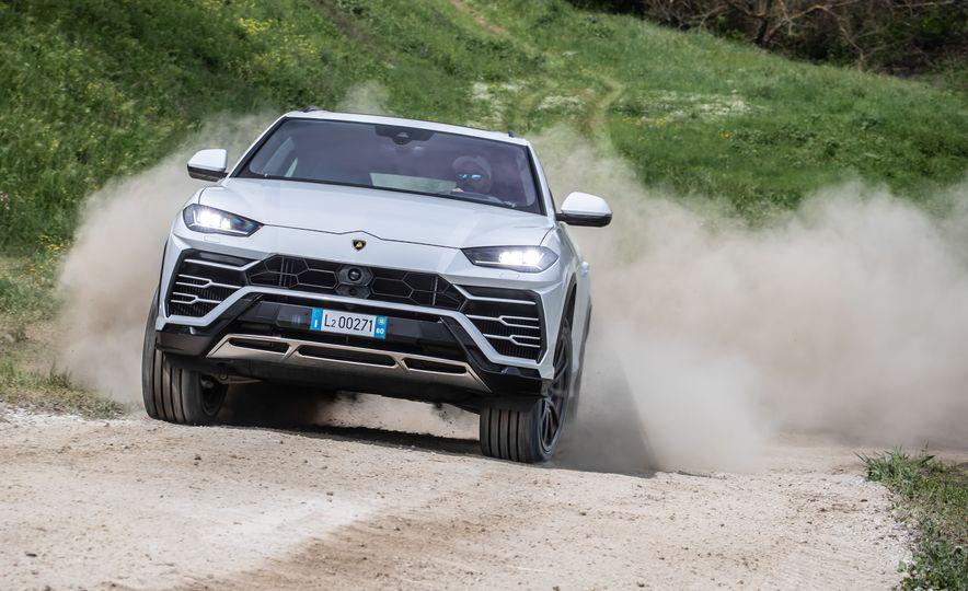 2019 Lamborghini Urus - Slide 76