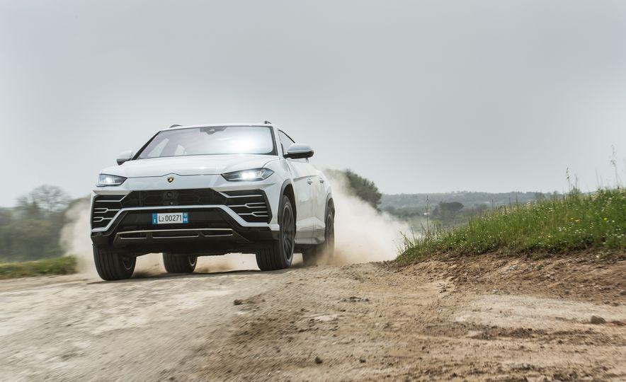 2019 Lamborghini Urus - Slide 77