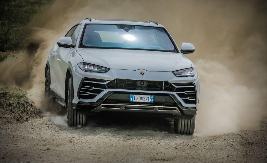 2019 Lamborghini Urus - Slide 78