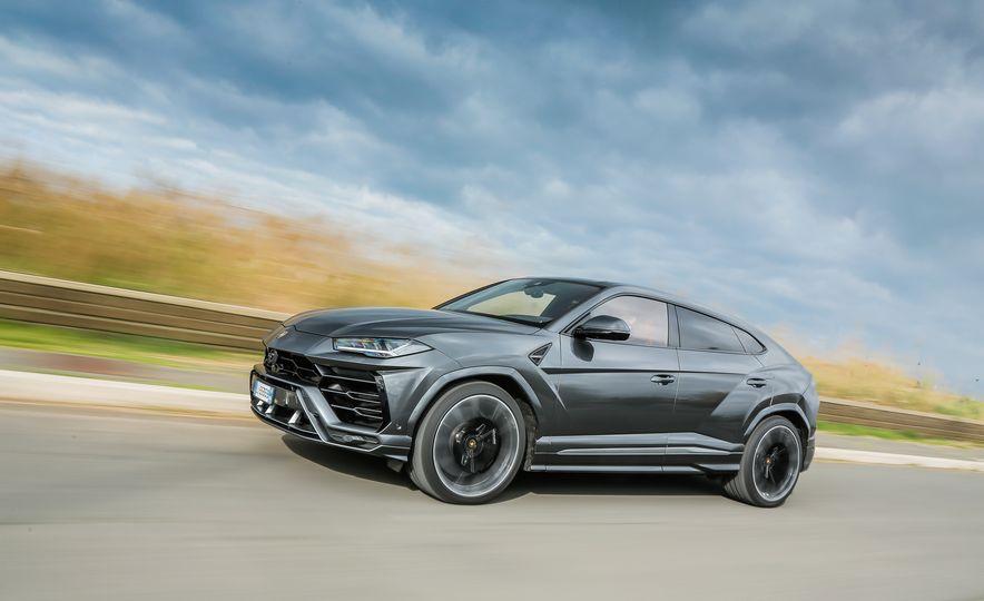 2019 Lamborghini Urus - Slide 85