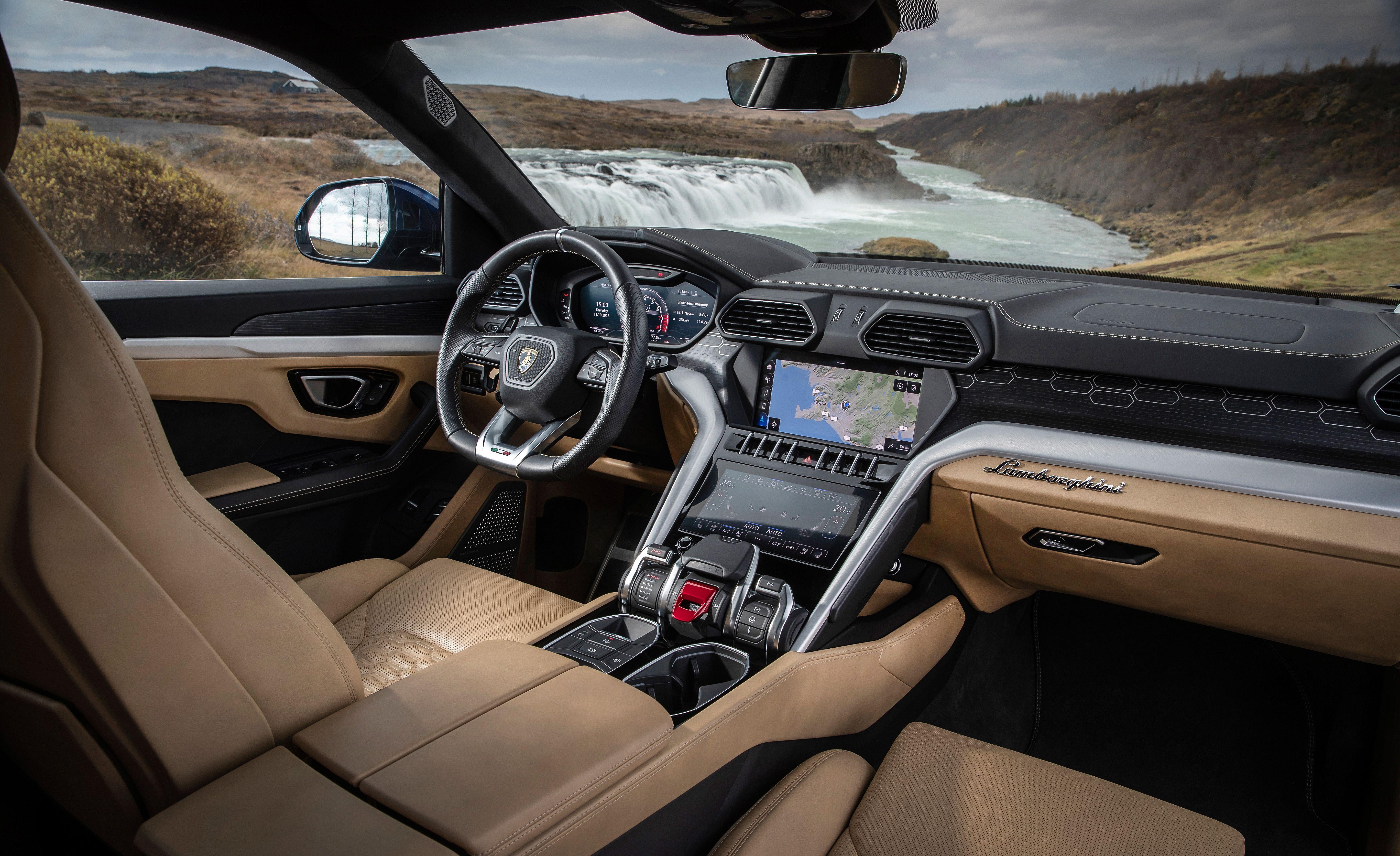 2019 Lamborghini Urus Reviews Lamborghini Urus Price Photos And