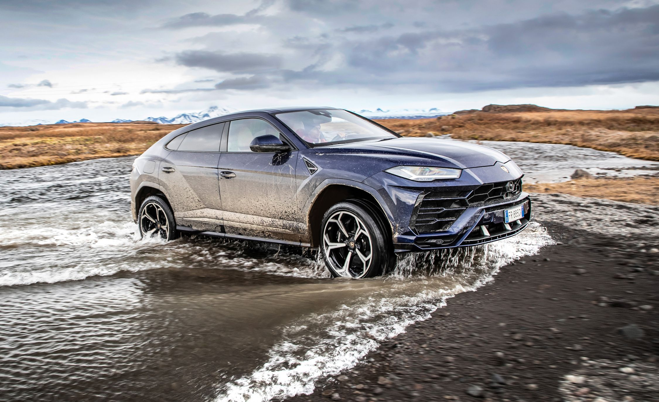 lamborghini urus  fast powerful  expensive suv