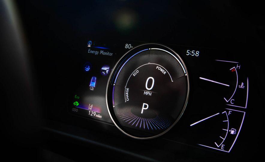 2019 Lexus ES300h - Slide 50