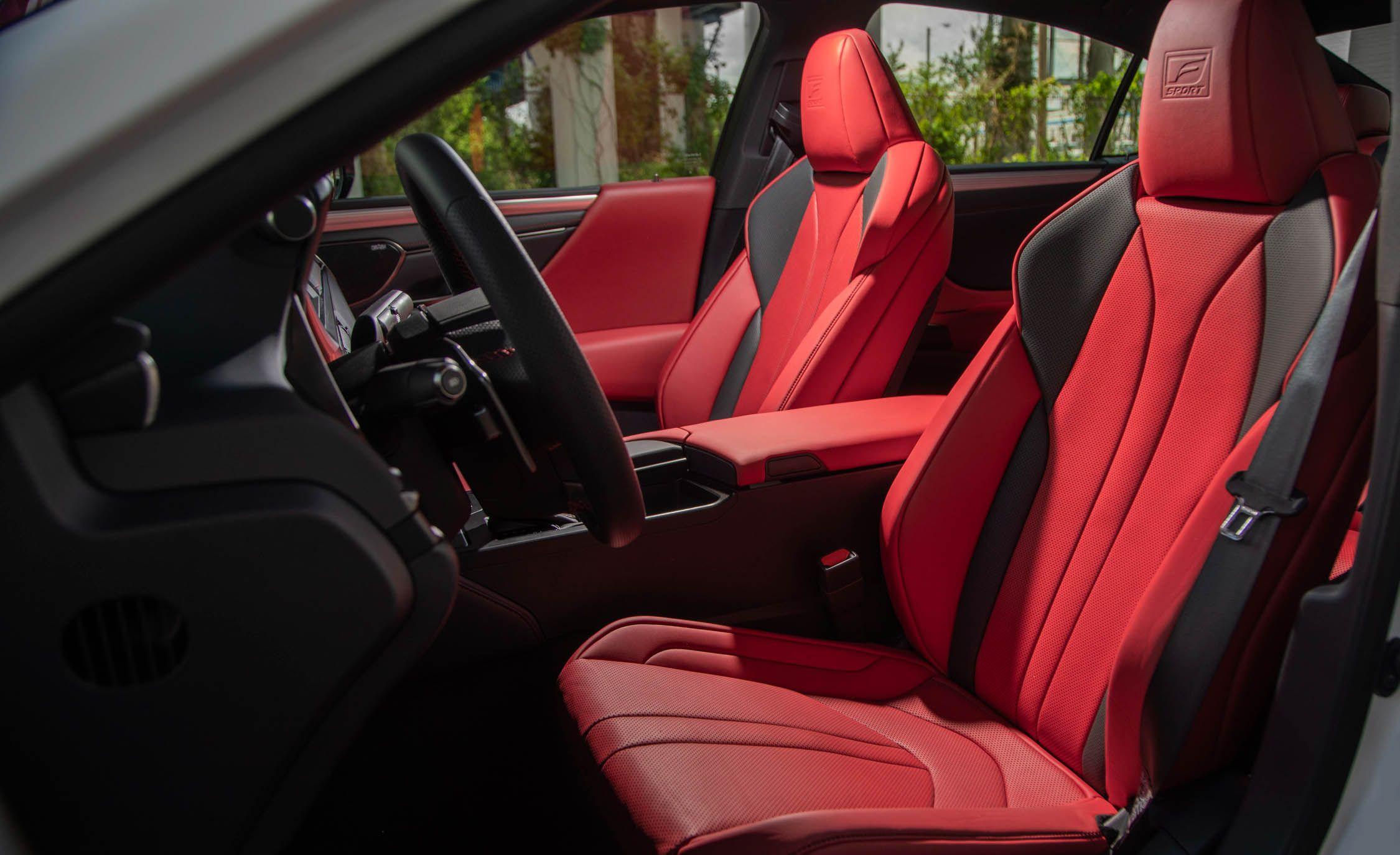 2019 Lexus Es First Drive Elegance Greets Athleticism Review