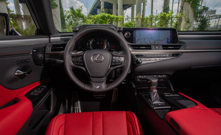2019 Lexus ES300h - Slide 89