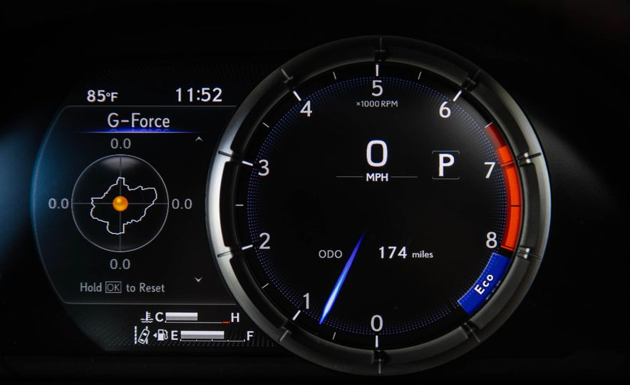 2019 Lexus ES300h - Slide 90