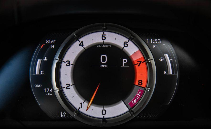 2019 Lexus ES300h - Slide 91