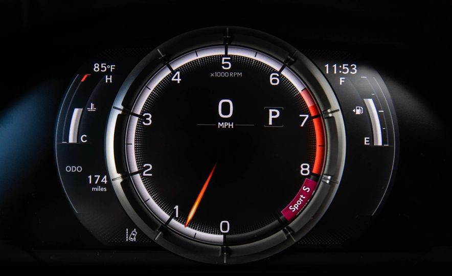 2019 Lexus ES300h - Slide 92
