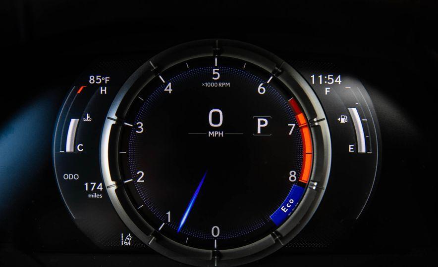 2019 Lexus ES300h - Slide 93