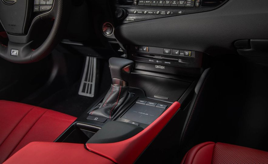 2019 Lexus ES300h - Slide 100