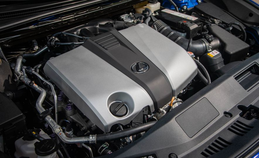 2019 Lexus ES300h - Slide 104