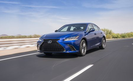 2019 Lexus ES: It Actually Looks Pretty Darn Good