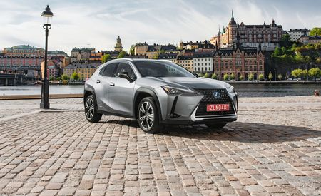 The 2019 Lexus UX Is More Than a Dressed-Up Hatchback