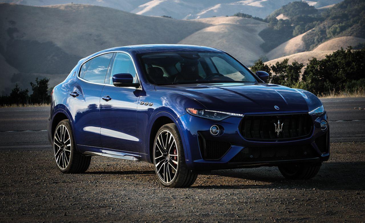 2019 Maserati Levante Reviews Maserati Levante Price Photos And