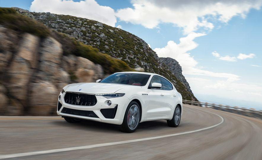 2019 Maserati V8 Levante GTS - Slide 4