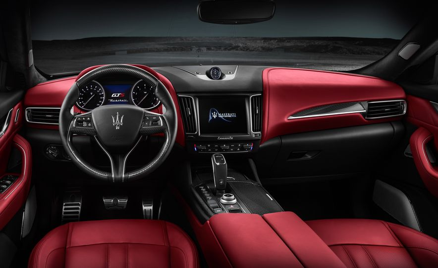 2019 Maserati V8 Levante GTS - Slide 16