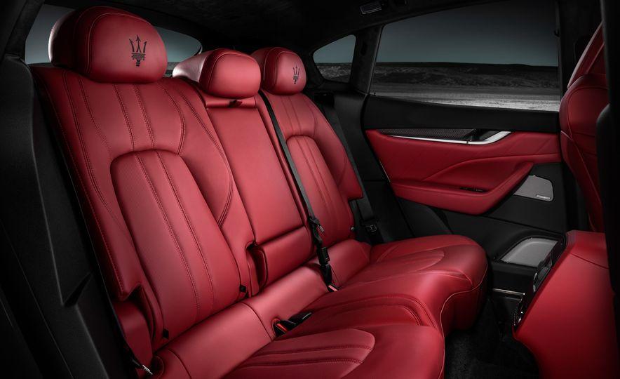 2019 Maserati V8 Levante GTS - Slide 20