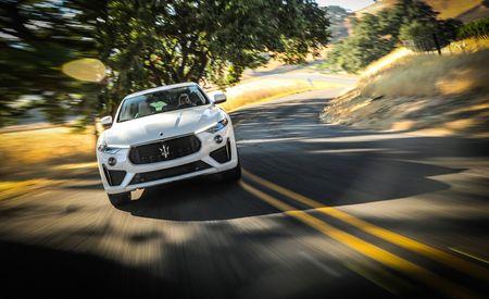 2019 Maserati Levante Now Roars the Way It Should