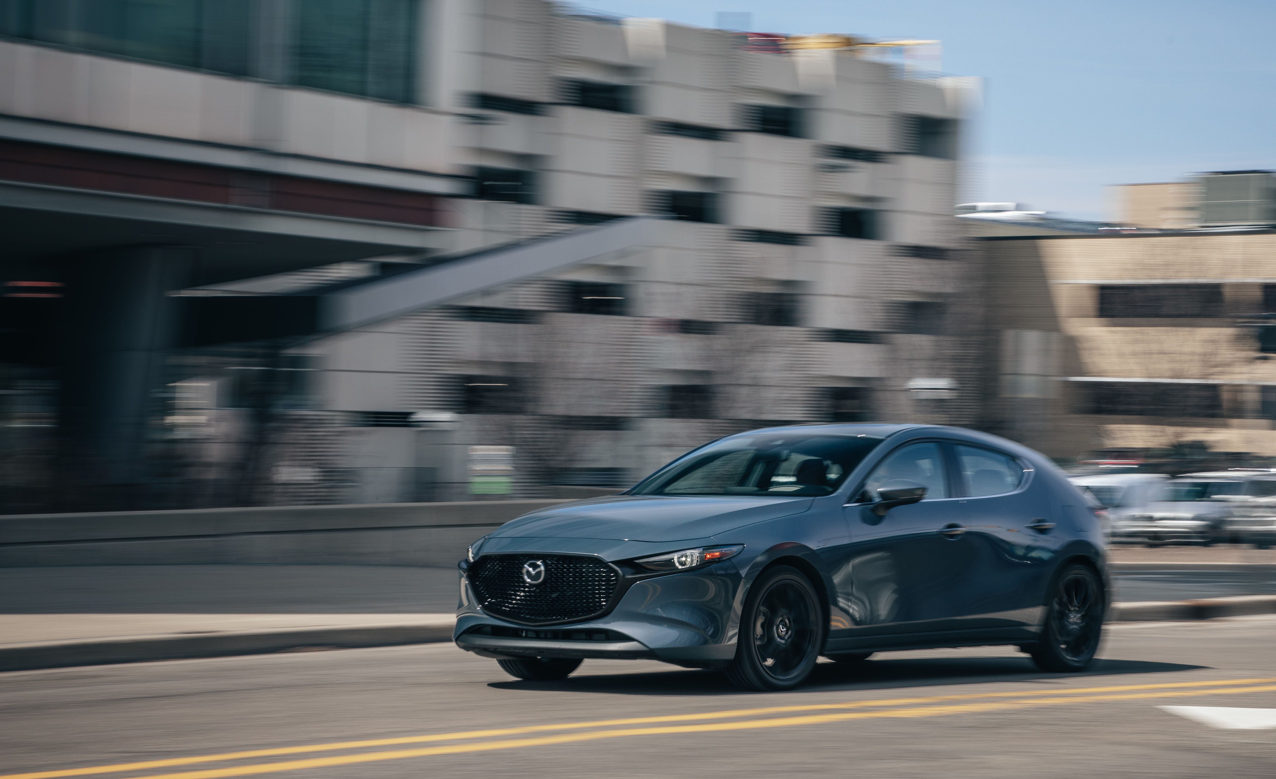 mazda 3 hatchback 2016 top speed