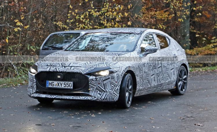 The New 2019 Mazda 3 Is Shaping Up to Be Very Attractive
