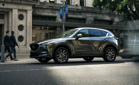 The 2019 Mazda CX-5 Gets More Luxurious and More Powerful