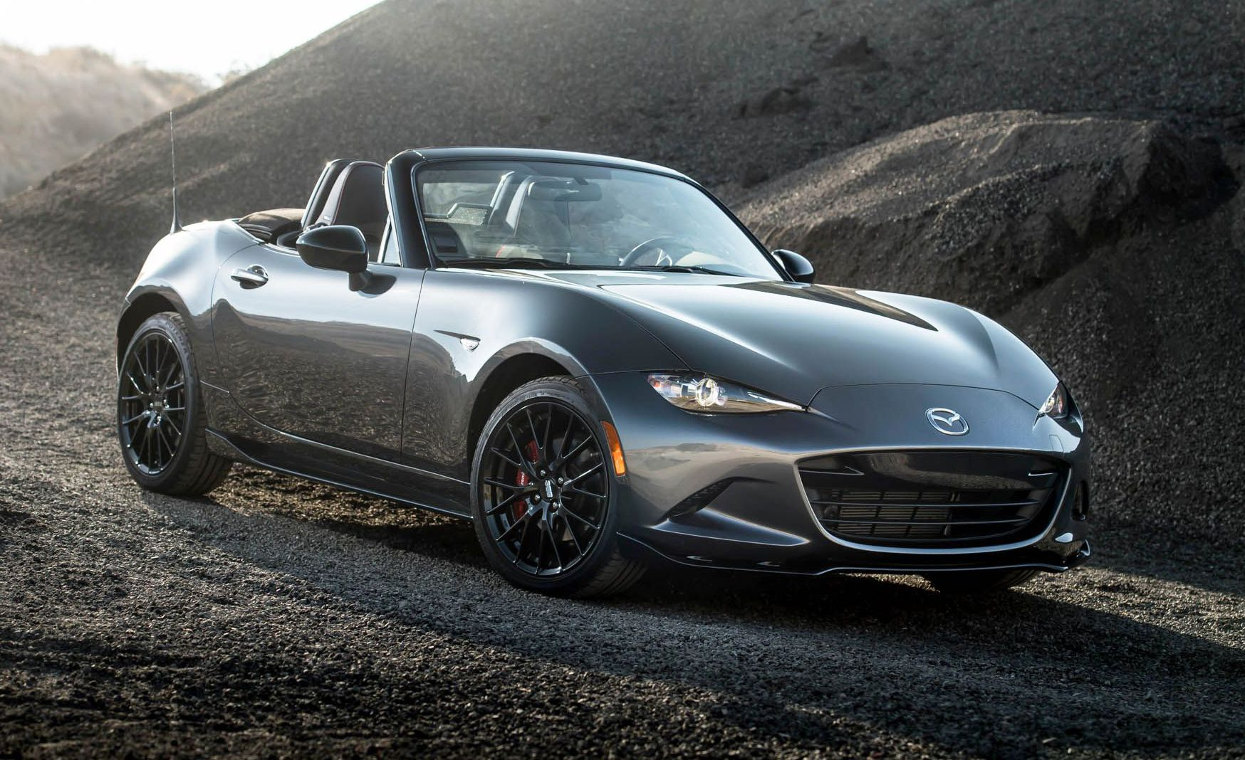Mazda's MX-5 Miata: The Definitive Sports Car Gets Even Better for 2019