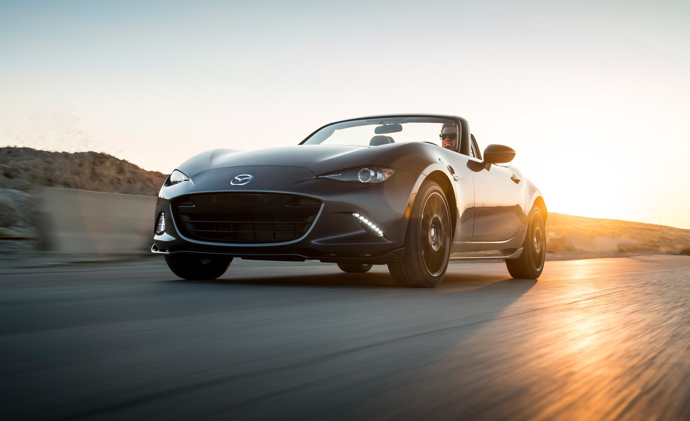 The 2019 Mazda MX-5 Miata Finally Has the Engine It Deserves