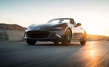 The 2019 Mazda MX-5 Miata Finally Has the Engine It Deserves