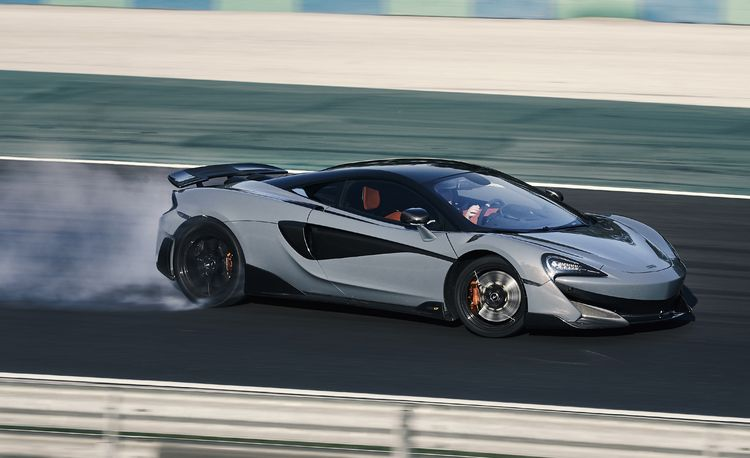 The 2019 McLaren 600LT Brings Halo-Car Flavor to the Value Menu