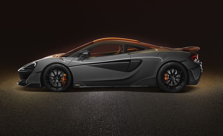 Littlest Longtail: 2019 McLaren 600LT Photos and Specs Revealed!