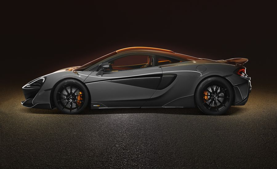 Littlest Longtail: 2019 McLaren 600LT Photos and Specs Revealed!