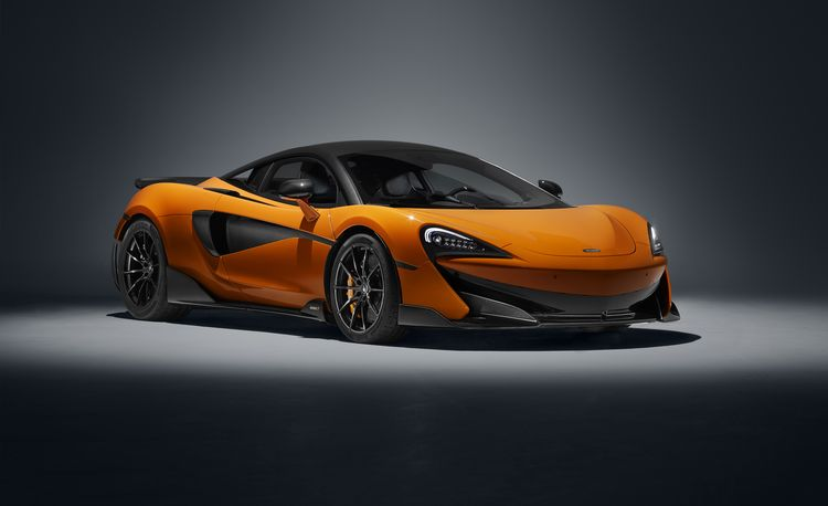 What Makes a Longtail: More Details on the McLaren 600LT