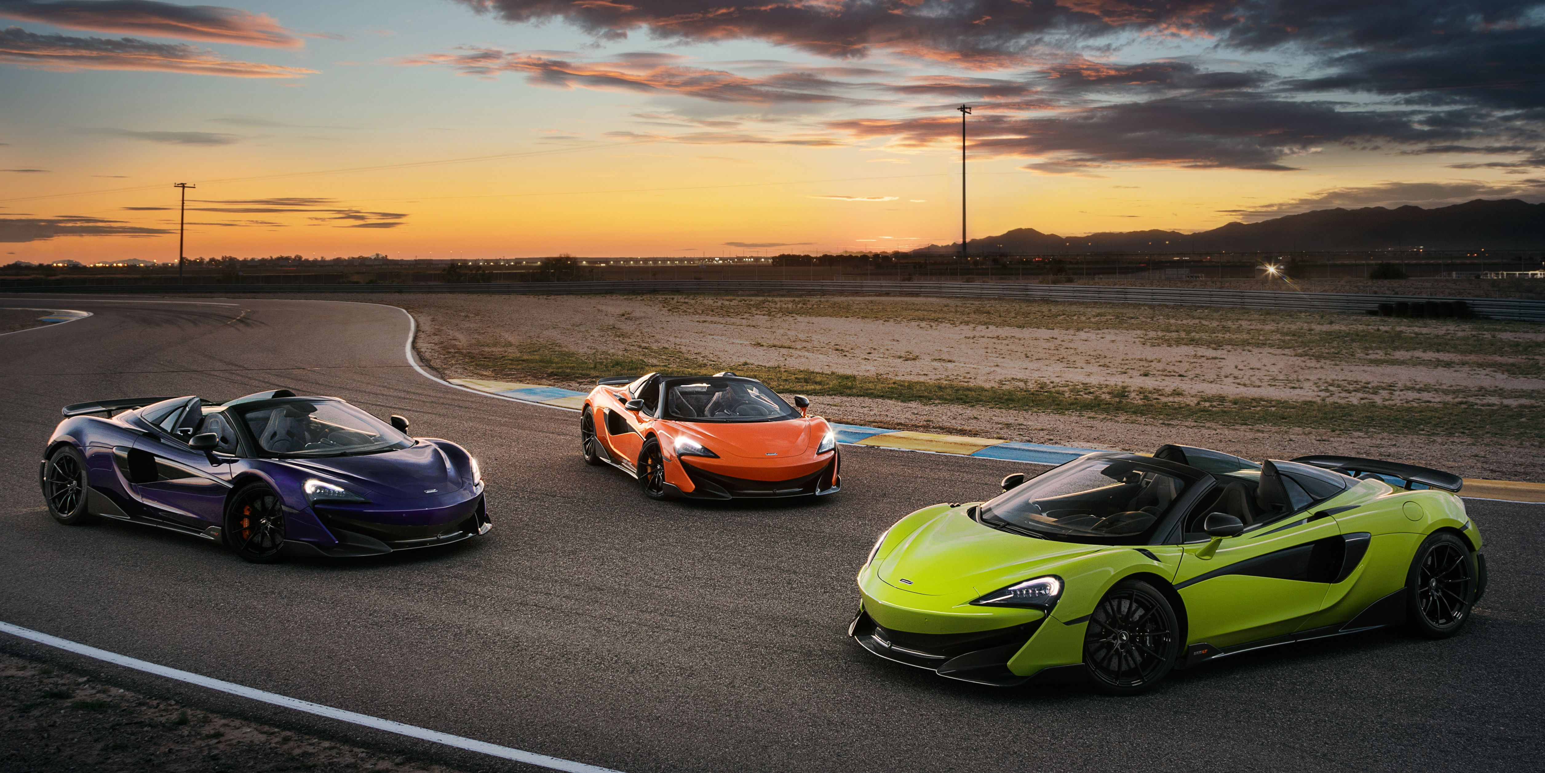The 2020 McLaren 600LT Spider Is a Windy Version of the 600LT Coupe