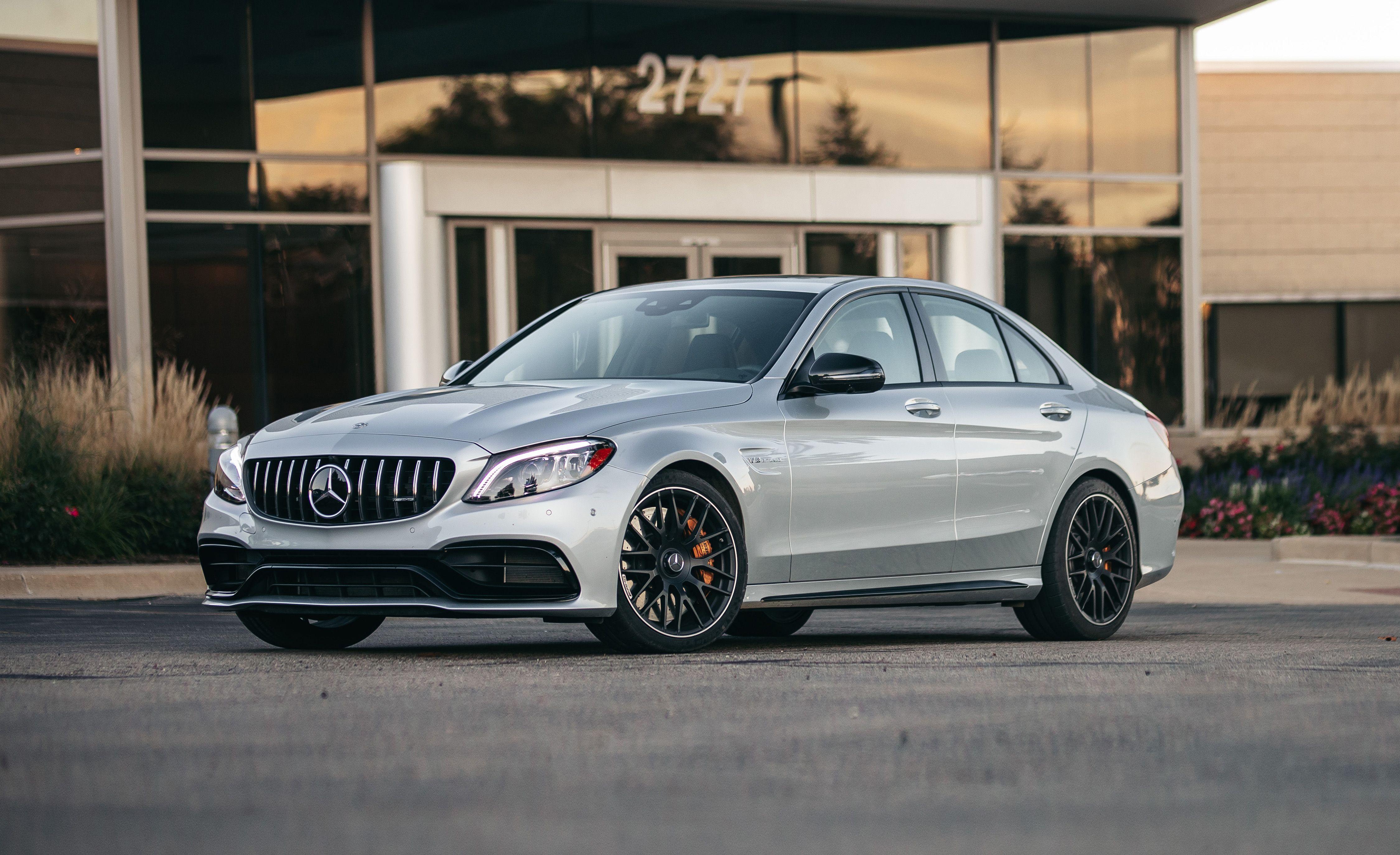 Mercedes Benz Silver Lightning Price >> 2019 Mercedes-AMG C63 Reviews | Mercedes-AMG C63 Price ...