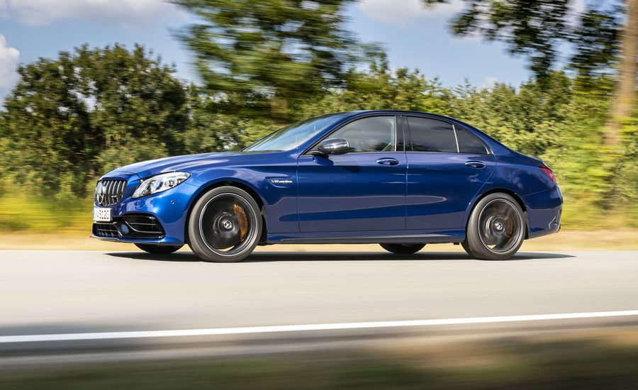 2019 Mercedes Amg C63 First Drive More Tech And Better For It