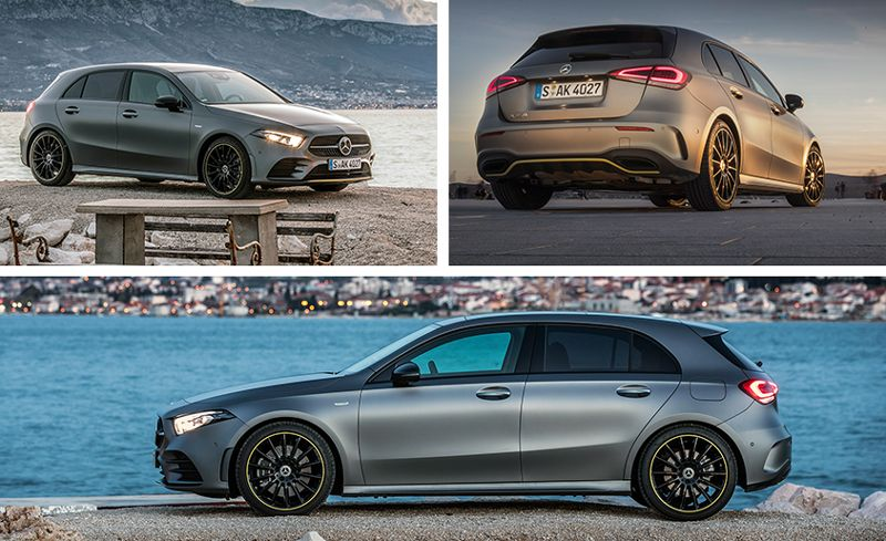 2019 Mercedes Benz A Class Hatchback Driven A Preview Of The A