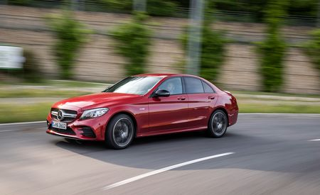 2019 Mercedes-Benz C300 / Mercedes-AMG C43 - First Drive Review - Gallery