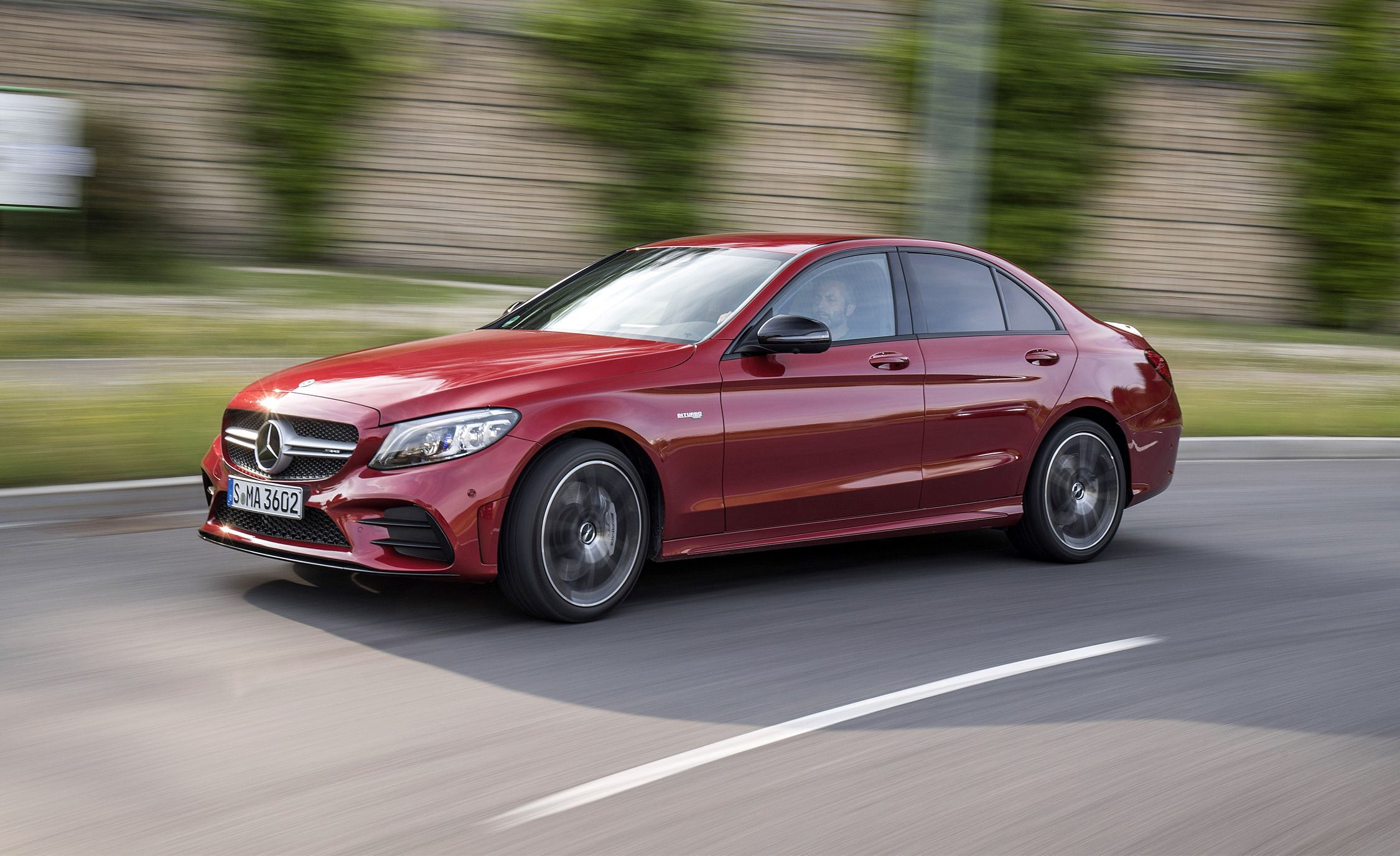 2019 mercedes benz c300 mercedes amg c43 driven now with s class