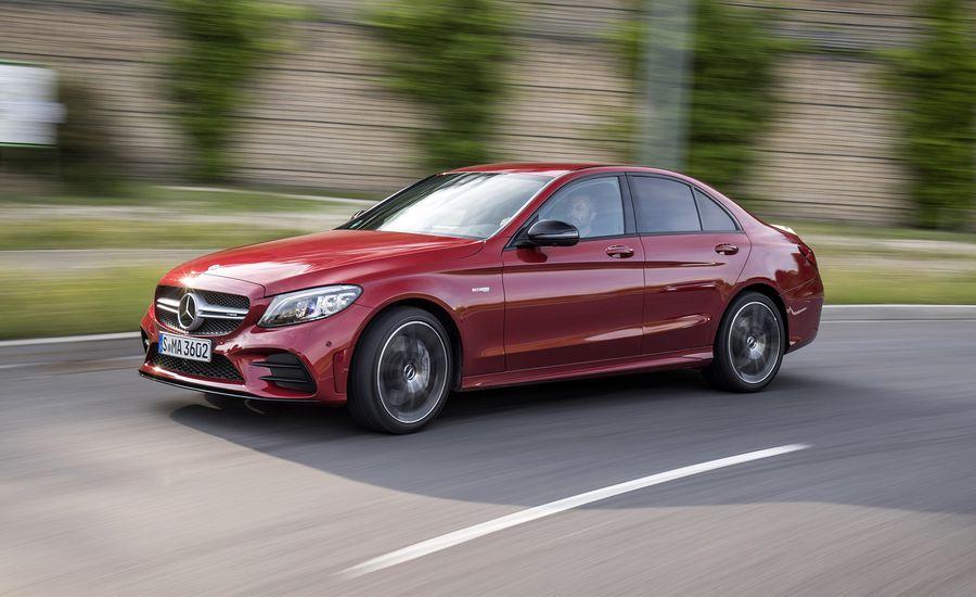 2019 Mercedes-Benz C300 / Mercedes-AMG C43
