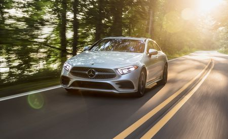 The 2019 Mercedes-Benz CLS450 4Matic Has a Sweet New Engine