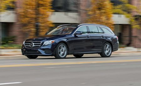 Our Long-Term Mercedes-Benz E-class Wagon Is Even Better the Second Time Around