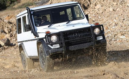 Never Say Die: Mercedes to Keep Building the Old-Style G-class