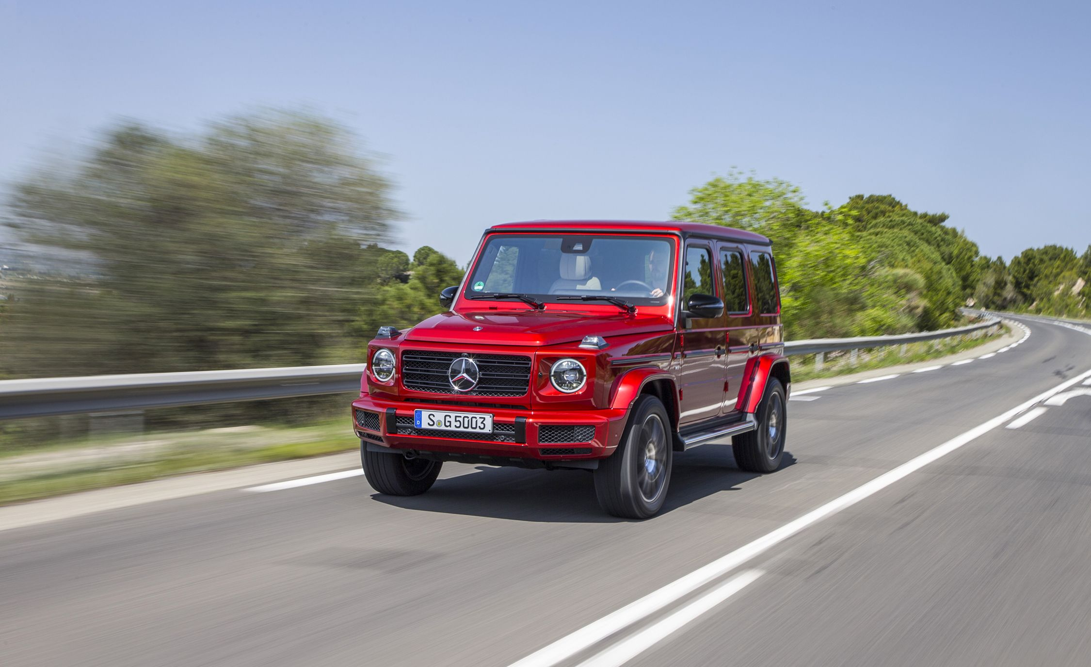 57648521af 2019 Mercedes-Benz G-class Reviews