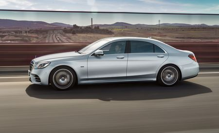 2019 Mercedes-Benz S560e Has Unique Talents but Isn't the Star of the Lineup