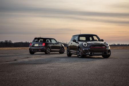 The 2019 Mini Cooper John Cooper Works Hardtop Places Style Above Performance