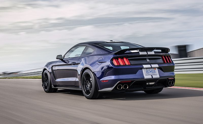 2019 Ford Mustang Shelby Gt350 Gt350r Reviews Price Photos And Specs Car Driver