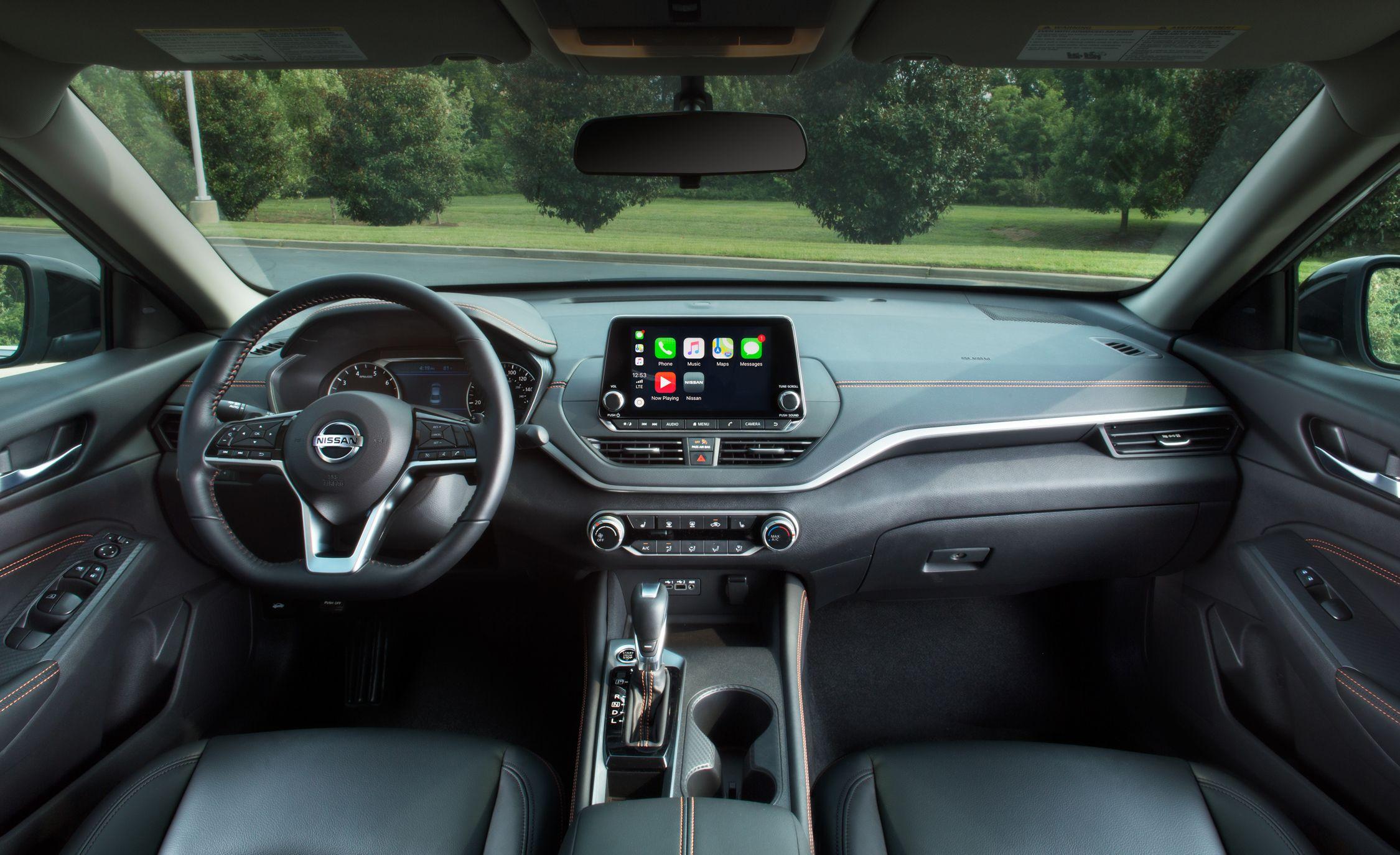 2019 Nissan Altima Reviews Price Photos And Specs Car Driver