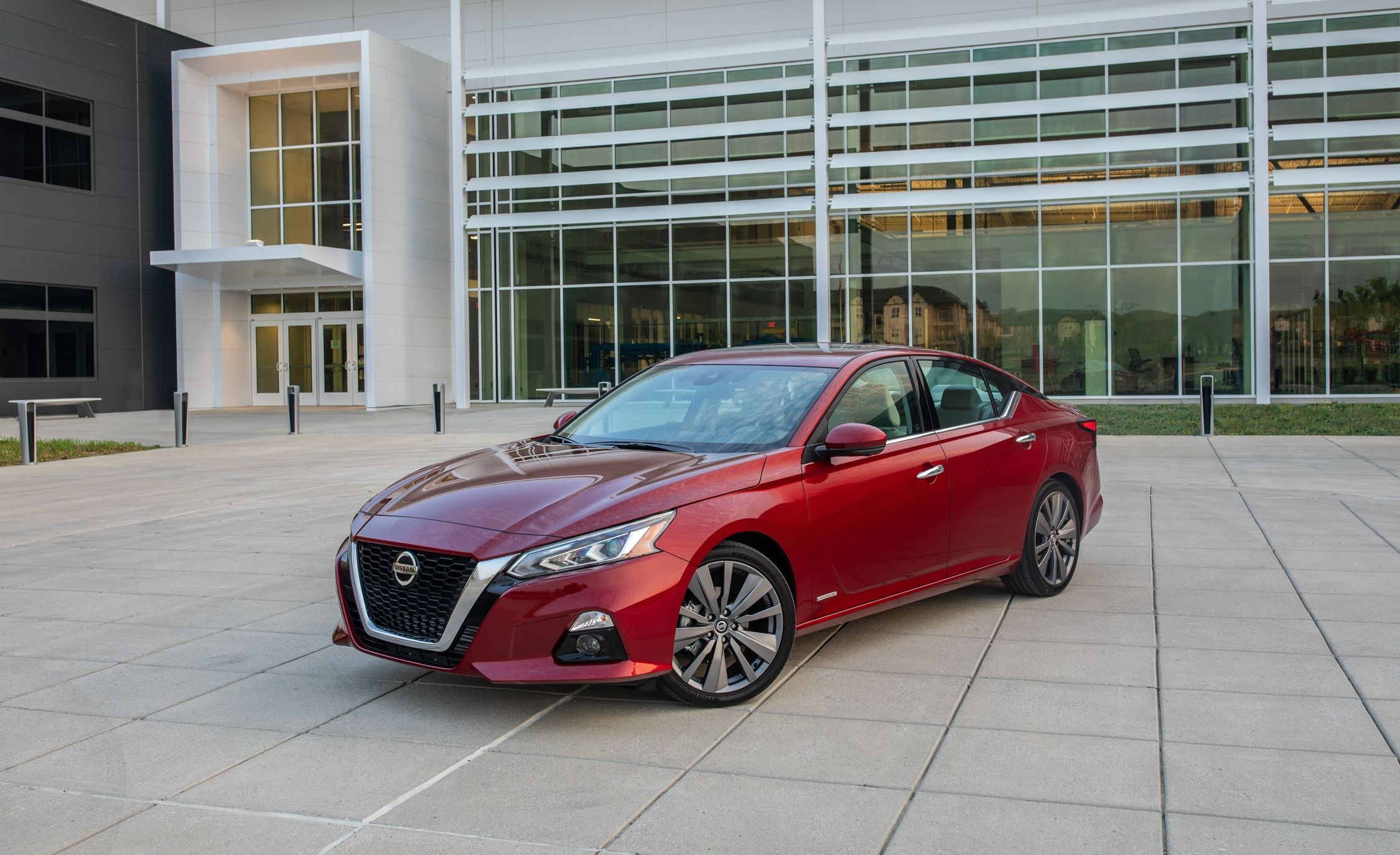 Nissan Drums Up Anticipation for 2019 Altima with Special Edition One Model