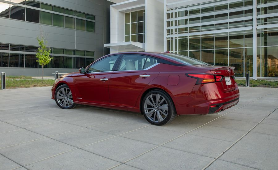 2019 Nissan Altima Fuel-Economy Numbers – EPA Rates It at ...