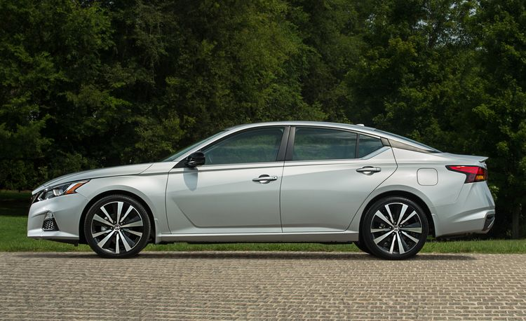 The 2019 Nissan Altima Shows Nissan Hasn't Given Up on the Sedan